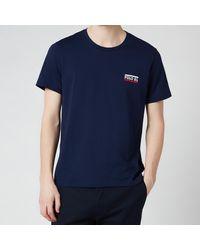 Polo Ralph Lauren Liquid Cotton Crewneck T-shirt - Blue