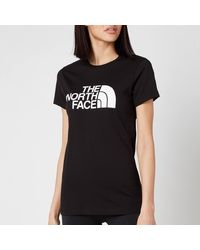 The North Face Easy Short Sleeve T-shirt - Black