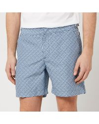 Orlebar Brown Bulldog Coronado Swim Shorts - Blue