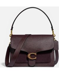COACH - Mix Leather Tabby - Lyst