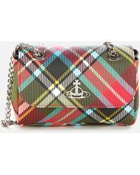 Vivienne Westwood Derby Small Purse With Chain - Multicolour