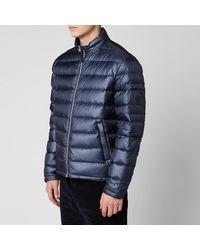 Mackage James Ripstop Puffer Jacket - Blue
