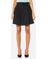 Marc Jacobs - Women's Yolk Skirt With Waist Ties - Lyst