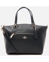 COACH - Women's Prairie Satchel Bag - Lyst