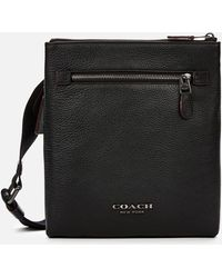 COACH Metropolitan Soft Small Messenger Bag - Black