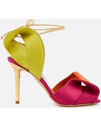 Charlotte Olympia Romy High Sandals - Pink