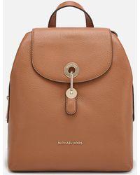 MICHAEL Michael Kors Raven Medium Backpack - Brown