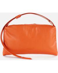 Simon Miller Vegan Puffin Bag - Orange