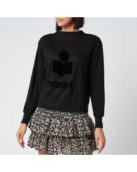 Étoile Isabel Marant Kilsen Sweatshirt - Black