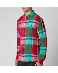 Polo Ralph Lauren Sport Shirt - Multicolor