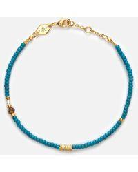 Anni Lu Wave Chaser Bracelet - Blue