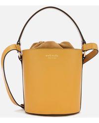 meli melo Santina Mini Bag - Yellow
