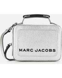 Marc Jacobs The Box 20 Bag - Metallic