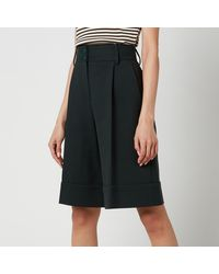 See By Chloé Tailored Shorts - Green