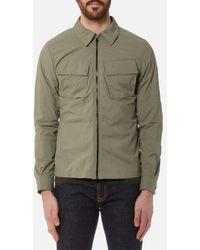 Belstaff - Men's Talbrook Overshirt - Lyst