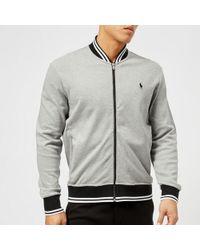 9e44457995e Lyst - Polo Ralph Lauren Khaki Harrington Jacket in Natural for Men