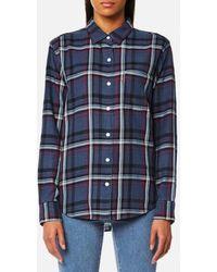 Levi's - Sidney One Pocket Boyfriend Shirt - Lyst