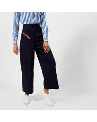 Polo Ralph Lauren - Women's Relaxed Wide Leg Pants - Lyst