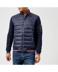 Polo Ralph Lauren - Men's Hybrid Quilted Jacket - Lyst