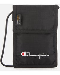 Champion Mini Shoulder Bag - Black