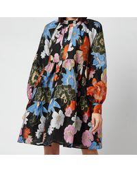 Stine Goya Jasmine Organza Dress - Multicolour