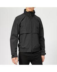 Woolrich Mallard Bomber Jacket - Black
