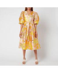 Stine Goya Amira Dress - Yellow