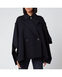 See By Chloé Cape - Blue