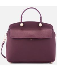 Furla - Women's My Piper Small Top Handle Bag - Lyst