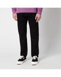 Edwin Ed-55 Kaguya Selvedge Regular Tapered Jeans - Black