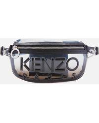 KENZO Degrade Print Bum Bag - Black