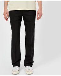 Maison Margiela - Men's Wool Trousers - Lyst