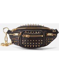 Alexander Wang Attica Soft Mini Stud Belt Bag - Black