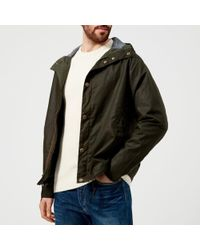 Barbour - Men's Lands Jacket - Lyst