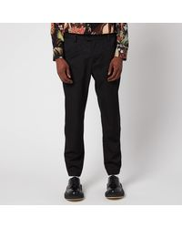 Lanvin Jogger Pants - Black