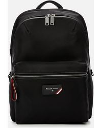 Bally - Men's Ferey Nylon Trainspotting Backpack - Lyst