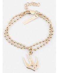 McQ - Women's Swallow Bracelet - Lyst