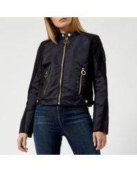 Tommy Hilfiger - Women's Gigi Hadid Nylon Jacket Long Sleeve Bomber Jacket - Lyst