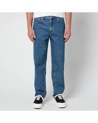 A.P.C. Martin Denim Jeans - Blue