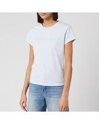 Helmut Lang Standard Baby T-shirt - White