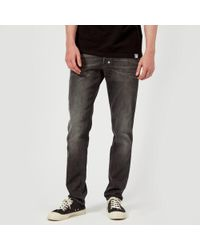 Versace - Men's Embellished Denim Jeans - Lyst