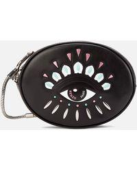 KENZO Eye Belt Bag - Black