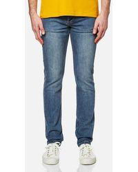 A.P.C. - Men's Petit New Standard Jeans - Lyst