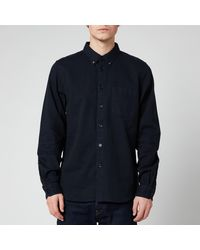 PS by Paul Smith Tailored Fit Shirt - Blue