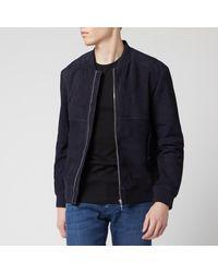 HUGO Laures Jacket - Blue
