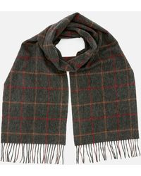 Barbour Tattersall Lambswool Scarf - Multicolour