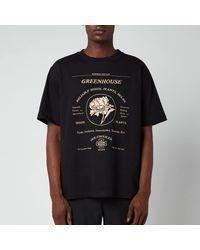 Holzweiler Fleur T-shirt - Black