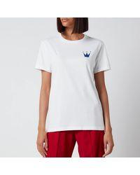Bella Freud King Of King T-shirt - White