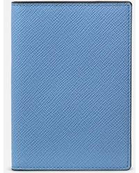 Smythson Panama Passport Cover - Multicolour