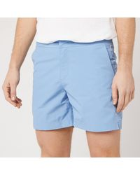 Orlebar Brown Bulldog Swim Shorts - Blue
